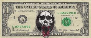 Skull+Blood
